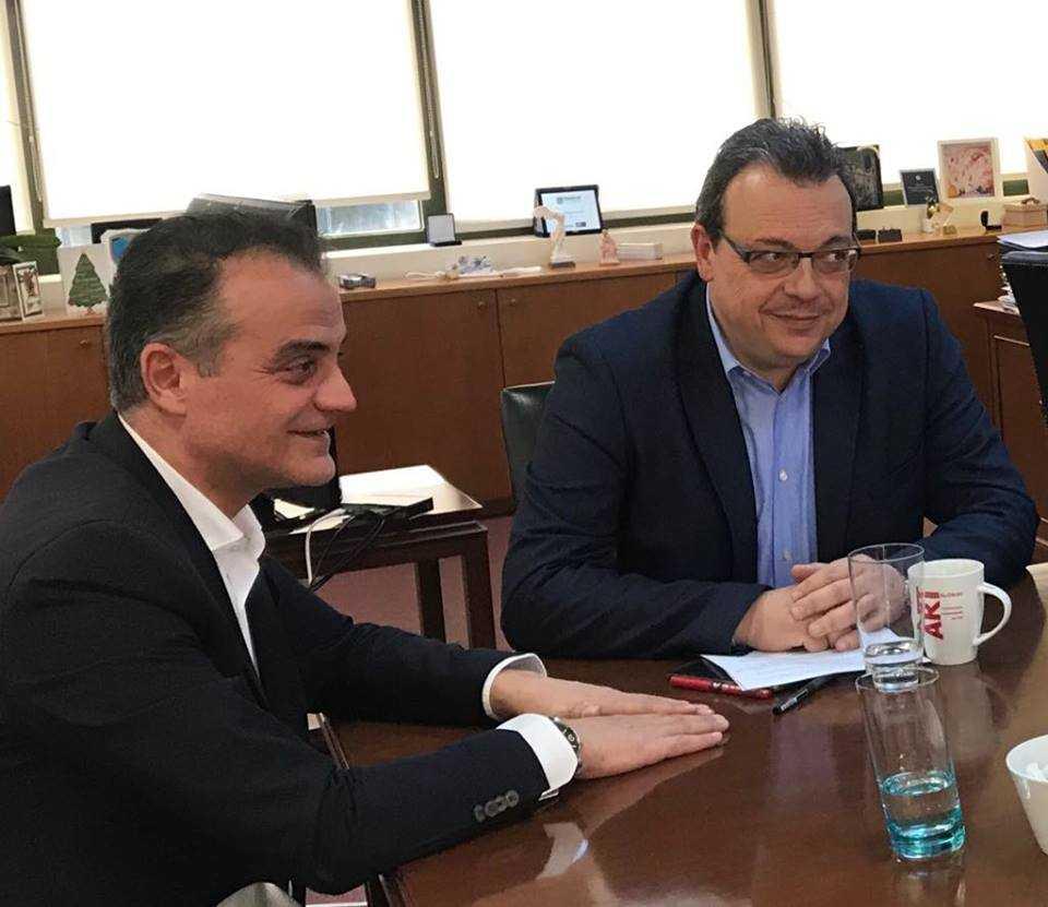 Δημιουργείται τεχνολογικό πάρκο καινοτομίας και κυκλικής οικονομίας στη Δυτική Μακεδονία μοναδικό στη χώρα!