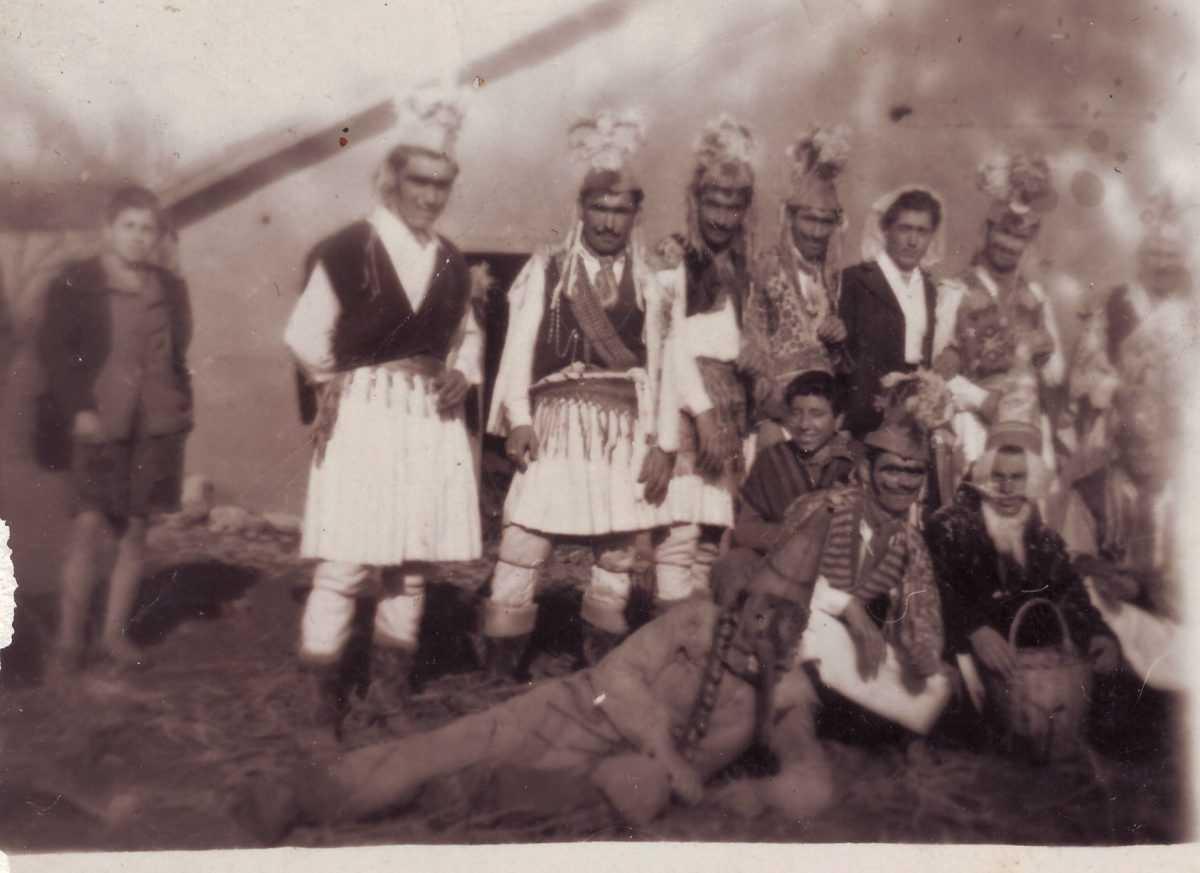 Τα Μωμόγερα του Ανατολικού 1951-1958