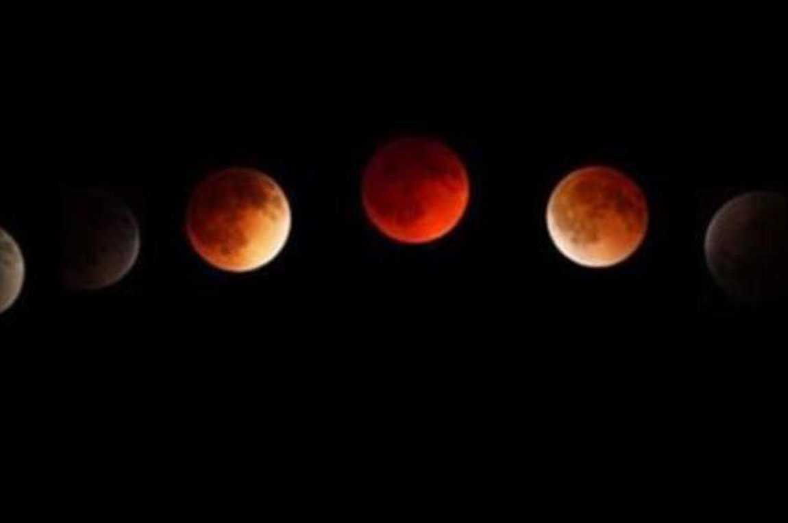 Νύχτα «μαγική» με Πανσέληνο, ολική έκλειψη και σούπερ φεγγάρι. Ορατή και από Κοζάνη και γενικότερα Δυτική Μακεδονία