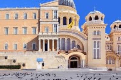 Περί των εννοιών Εκκλησίας και Κράτους (Ηλία Μάρκου)