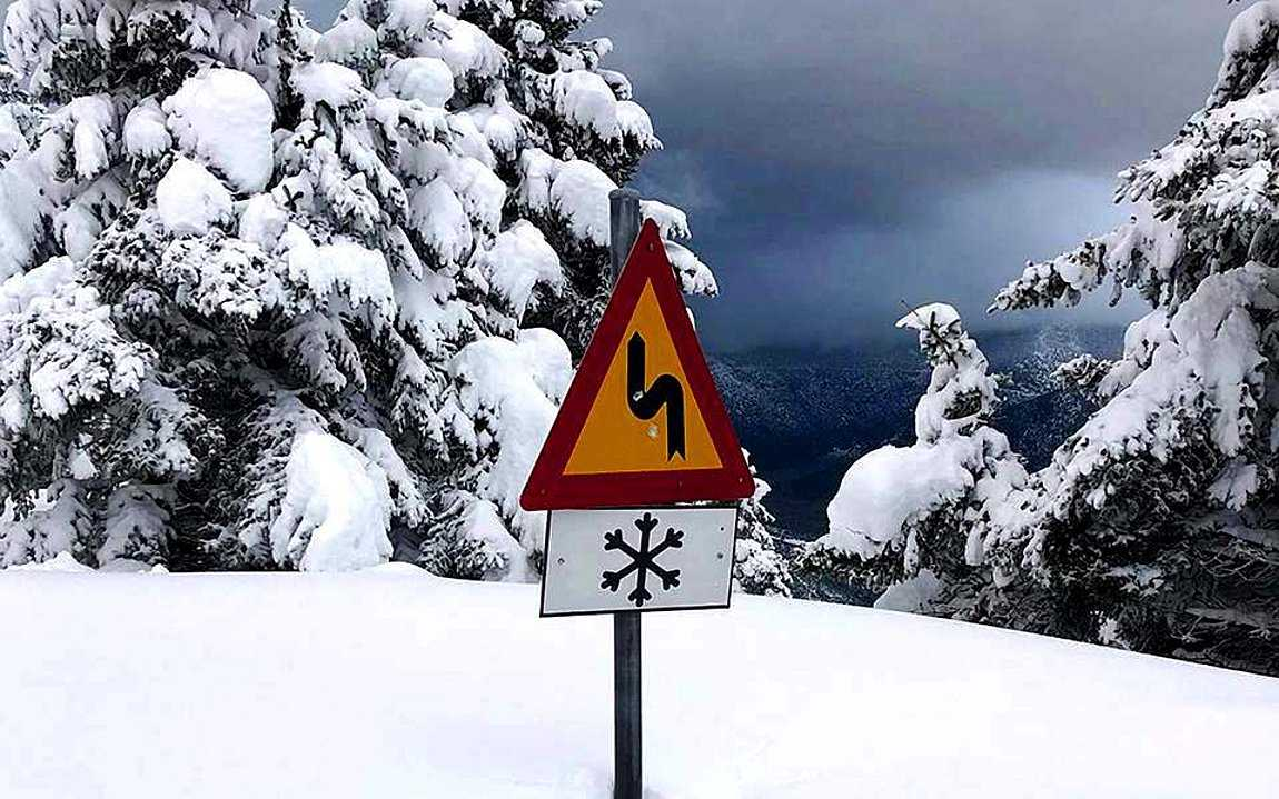 Στην «κατάψυξη» η χώρα το Σάββατο – Που θα χιονίσει. Με τι καιρό θα γιορτάσουμε τα Θεοφάνια. στην δυτική Μακεδονία θα αναπτυχθούν νεφώσεις, παροδικά αυξημένες και θα σημειωθούν τοπικές χιονοπτώσεις. Πρόσκαιρη βελτίωση το μεσημέρι