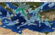 Σε εξέλιξη βρίσκεται η κακοκαιρίαΥπατία, με μεγάλα ύψη βροχής στη Δυτική Ελλάδα και το φαινόμενο τηςπαγωμένης βροχήςσε Μακεδονία και Θεσσαλία