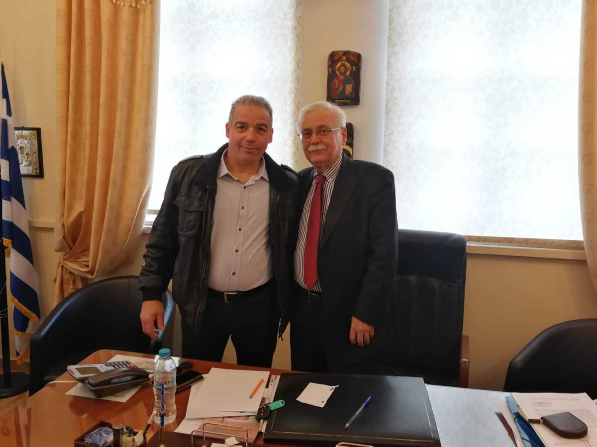 Ορκωμοσία του νέου Δημοτικού Συμβούλου Κελίδη Σάββα στο δήμο Βοϊου