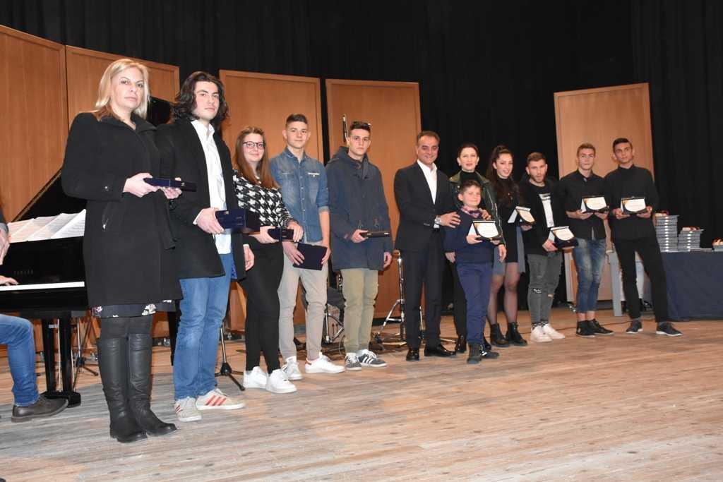Τους αθλητές που διακρίθηκαν σε πανελλήνιο, ευρωπαϊκό, βράβευσε η Περιφέρεια Δυτικής Μακεδονίας