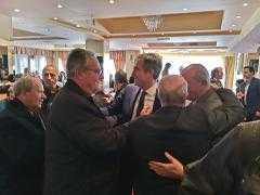 Πραγματοποιήθηκε η κοπή βασιλόπιτάς στη Σιάτιστα του πολιτευτη ΝΔ Ν. Κοζάνης Στάθη Κωνσταντινίδη