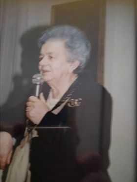 Άννα Καραγκούνη : μια  Μεγάλη  κυρία  της Κοζάνης …………..!!!! (Φανή Φτάκα Τσικριτζή)