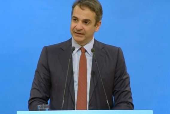 Φίλοι και ψηφοφόροι της Νέας Δημοκρατίας, σε μια μεγάλη συγκέντρωση, υποδέχτηκαν τον πρόεδρό του κόμματος Κυριάκο Μητσοτάκη. Θετικές εντυπώσεις άφησε με την ομιλία του ο υποψήφιος περιφερειάρχης  Δυτ. Μακεδονίας Γιώργος Κασαπίδης