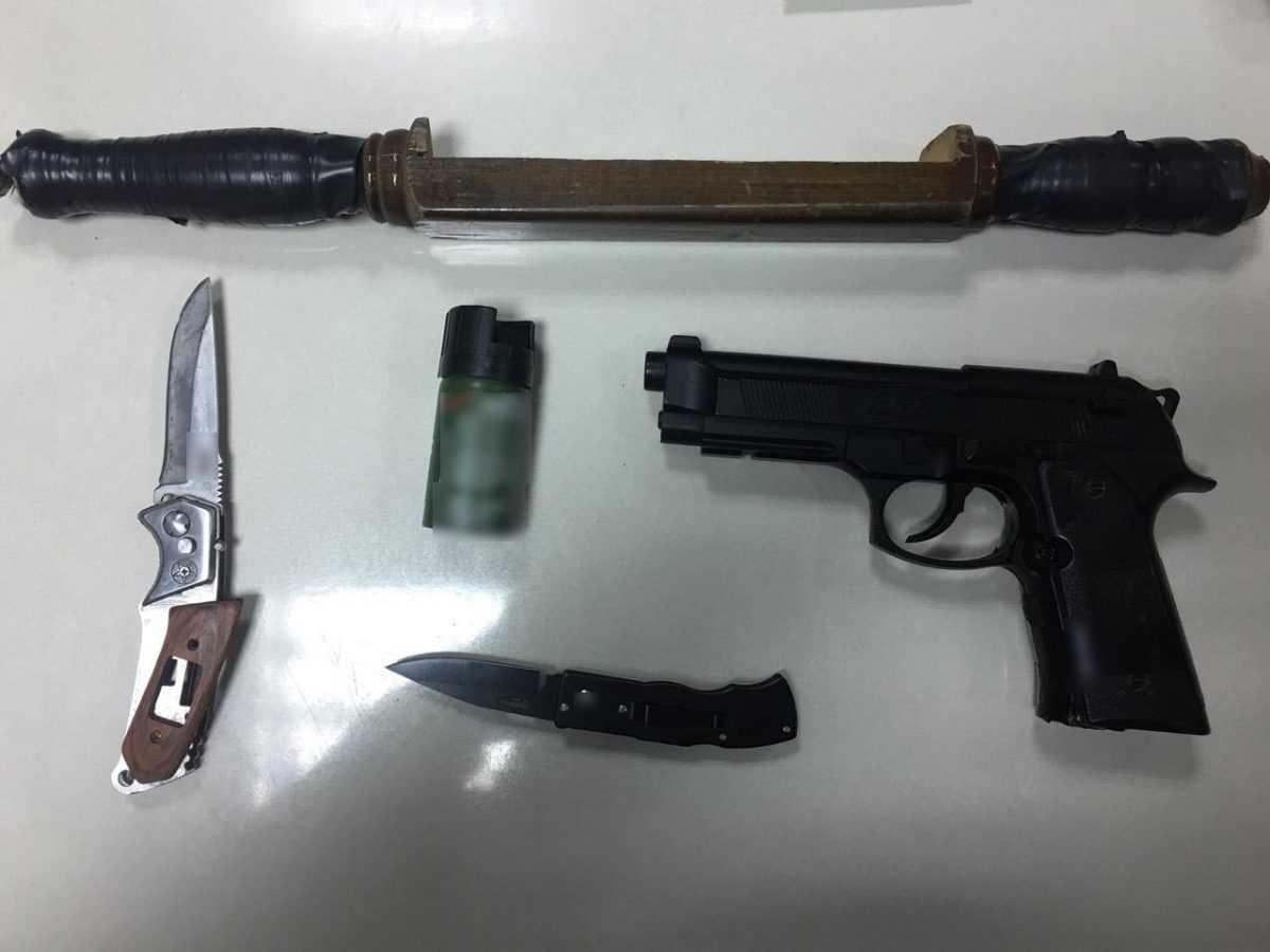 Σύλληψη 31χρονου στην Κοζάνη για παράβαση του νόμου περί όπλων (Φωτογραφία)