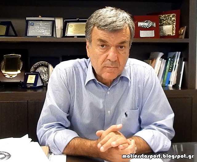 Πανηγυρική δικαίωση και τυπικά για τον πρώην Πρόεδρο της ΕΠΣ Κοζάνης κ. Χρήστο Σάββα