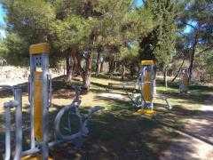 Νέο υπαίθριο Πάρκο Γυμναστικής στην περιοχή του Ξενία