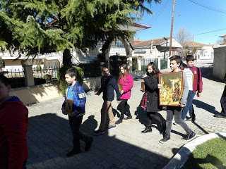Κυριακή της Ορθοδοξίας στην Κερασιά Κοζάνης (Φωτογραφίες)