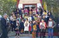 Με τη συμμετοχή πολλών παιδιών η λιτάνευση των εικόνων την Κυριακή της Ορθοδοξίας 2019 στο Βελβεντό.
