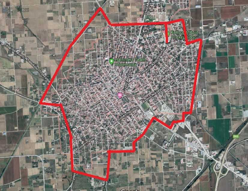 Ptolemaida Park Project: Δακτύλιος υγείας και πολιτισμού