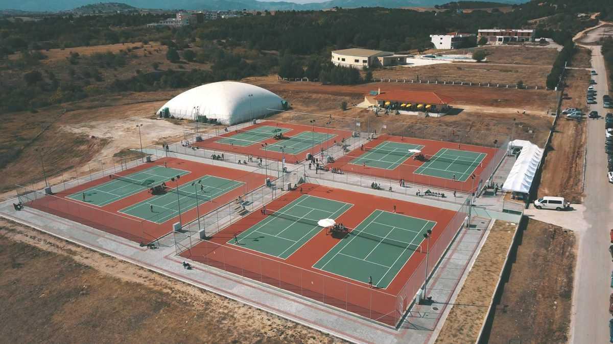Σάββατο και Κυριακή 23-24 Μαρτίου στις εγκαταστάσεις του Ομίλου Αντισφαίρισης Πτολεμαΐδας το βαθμολογούμενο τουρνουά τένις Κεντροδυτικής Μακεδονίας