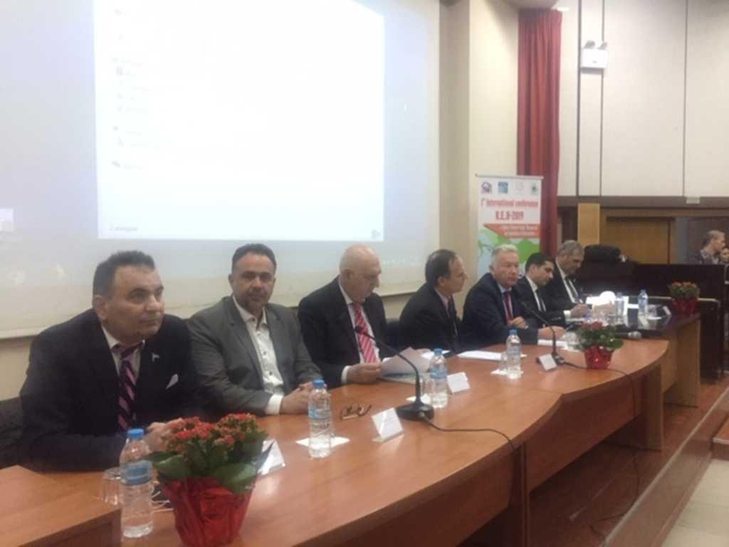Με επιτυχία η έναρξη του 1ου Διεθνούς Συνεδρίου «Κύπρος-Ελλάδα-Ισραήλ: Έρευνα και Εκμετάλλευση Υδρογονανθράκων»