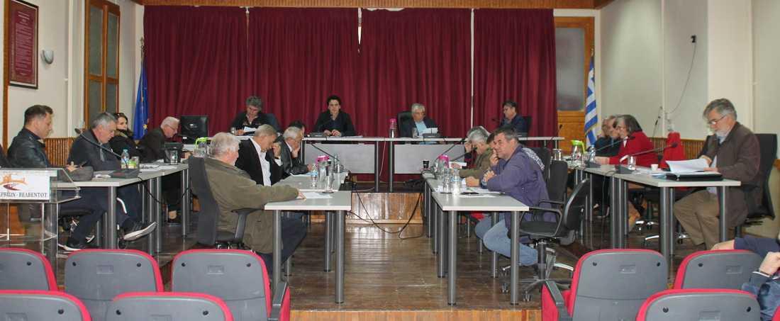 «Λευκός καπνός» από το δημαρχείο Σερβίων-Βελβεντού: Υπερψηφίστηκε σε 5η συνεδρίαση η πρόταση σύναψης δανείου ύψους 1.881.631 € για την ισοσκέλιση του ελλειμματικού προϋπολογισμού 2019
