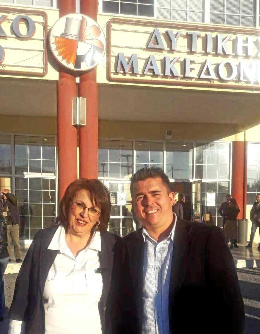 Ο Γιάννης Τσιουτσιούμης υποψήφιος περιφερειακός σύμβουλος με τον συνδυασμό
