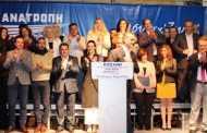 Από τα εγκαίνια και την παρουσίαση των υποψηφίων περιφερειακών συμβούλων της ΠΕ Κοζάνης του συνδυασμού «Ανατροπή Δημιουργία»  Υποψήφιος περιφερειάρχης Δυτ. Μακεδονίας Θόδωρος Καρυπίδης: •Η νίκη θα είναι πάλι δική μας •Είμαστε οι εγγυητές της ενότητας και οι άλλοι του διχασμού •Η «συμφωνία των Πρεσπών» ανοίγει τη φιλία των λαών και θα δυναμώσουμε οικονομικά στην Ελλάδα και στα Βαλκάνια