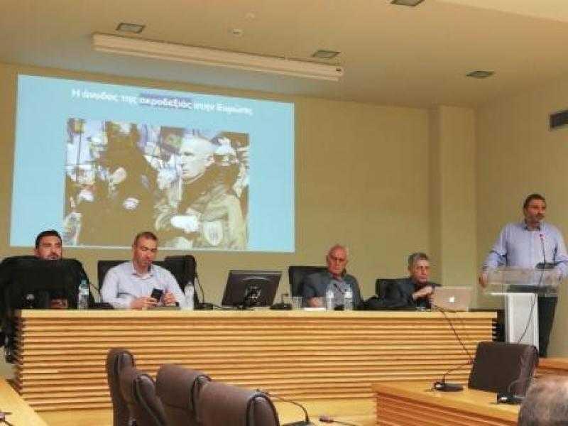 Ο Στέλιος Κούλογλου και ο Αλέξανδρος Νικολαϊδης απο τον ΣΥΡΙΖΑ μίλησαν για την άνοδο της ακροδεξιάς και την πολιτική ατζέντα που προωθεί στην Ευρώπη