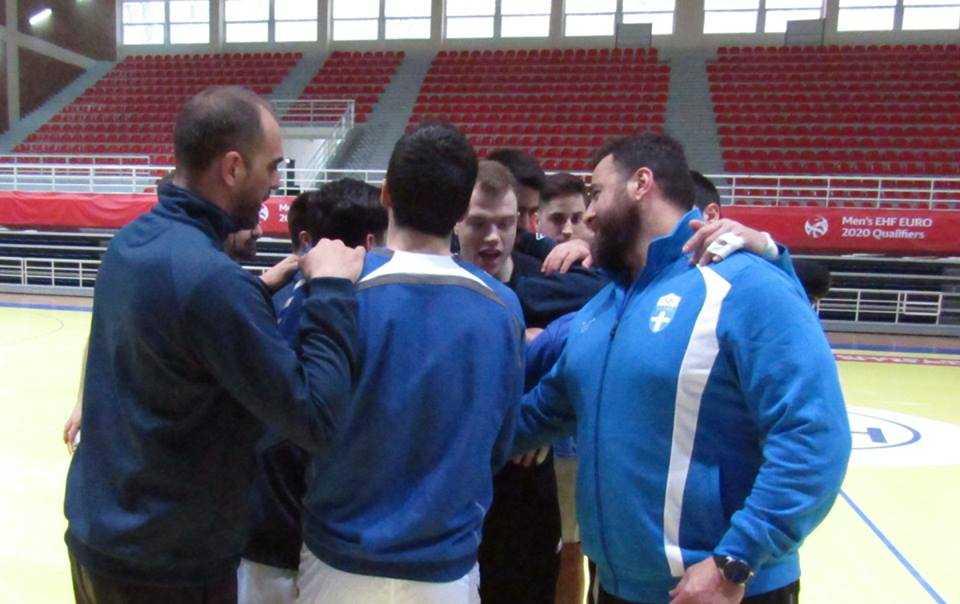 Η Εθνική ομάδα των Ανδρών αντιμετωπίζει το Ισραήλ το Σάββατο και την Κυριακή σε φιλικούς αγώνες στην Κοζάνη, πριν τα μεγάλα ματς με την Τουρκία.