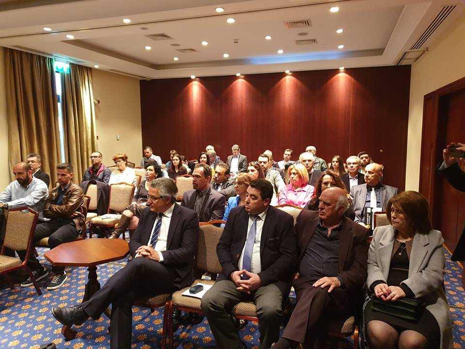 Με επιτυχία διεξήχθη η παρουσίαση επιχειρήσεων και επαγγελματιών από Βόιο στο πλαίσιο του 3ου Money Show με σκοπό τη στήριξή του. Η όλη οργάνωση από τη Βοϊακή Εστία Θεσσαλονίκης