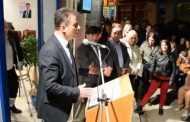 Εγκαίνια του εκλογικού κέντρου του υποψήφιου δημάρχου Κοζάνης Φώτη Κεχαγιά και παρουσίαση των υποψήφιων δημοτικών συμβούλων του συνδυασμού του σε κλίμα συγκίνησης για τη