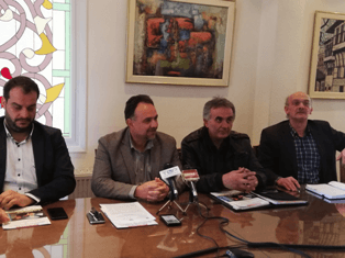 Εντατικές προετοιμασίες για την 1η Πολυκλαδική Έκθεση Προϊόντων και Υπηρεσιών Δυτικής Μακεδονίας. Επιδότηση του Επιμελητηρίου Κοζάνης στους συμμετέχοντες
