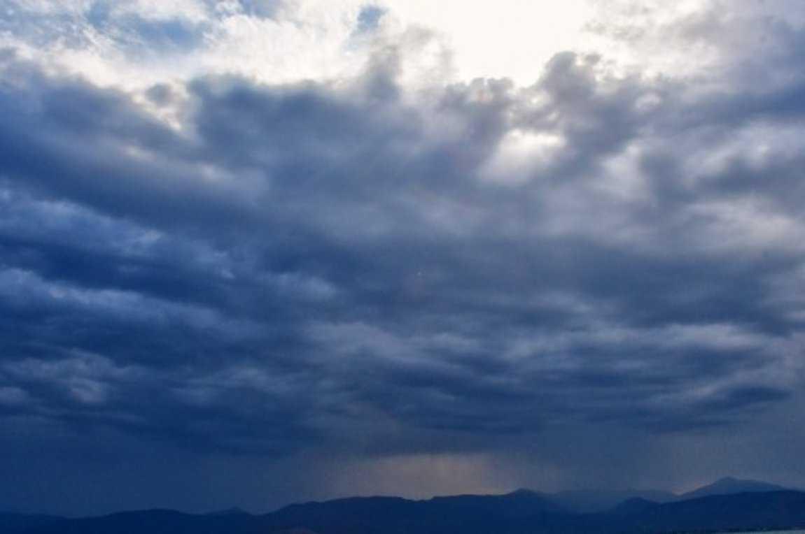 Καιρός: Βροχές και καταιγίδες από την Κυριακή - Πότε και πού αρχίζουν τα έντονα φαινόμενα, πόσο θα κρατήσει η κακοκαιρία