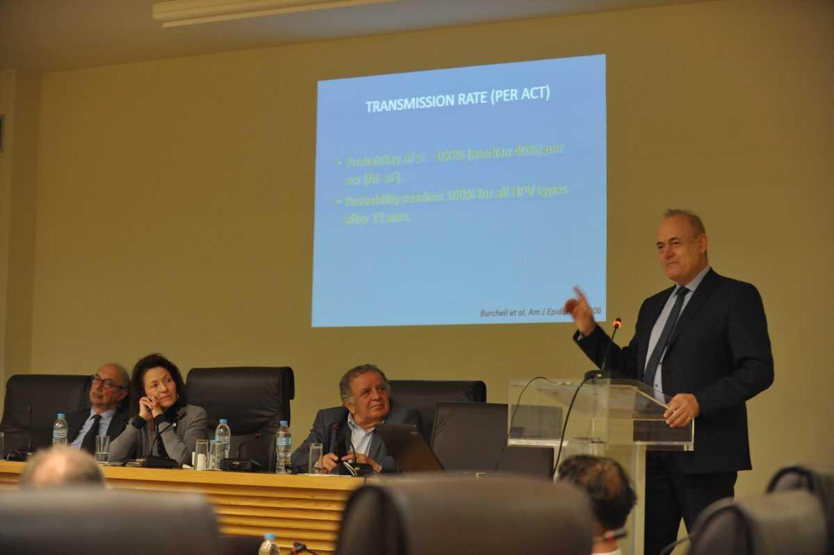 Επιστημονική Εκδήλωση στην Κοζάνη«Η σύγχρονη Ιατρική στην Πρόληψη του Καρκίνου του τραχήλου της μήτρας»