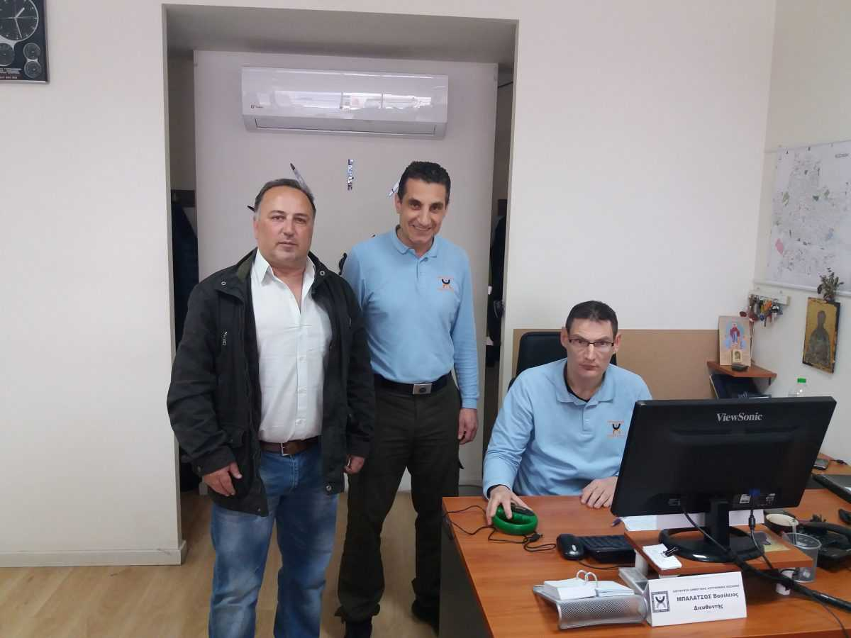Ο Δήμος Κοζάνης προχώρησε στην προμήθεια νέων σύγχρονων συσκευών ανάγνωσης ηλεκτρονικής ταυτοποίησης ζώων συντροφιάς.