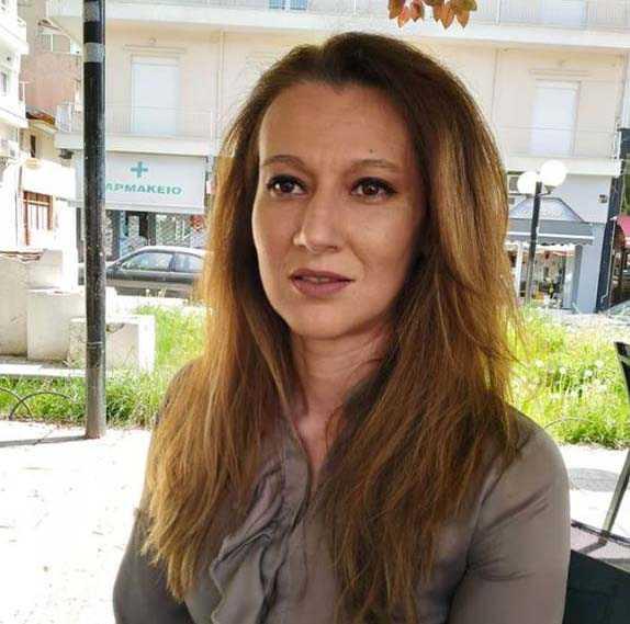 Η Αριστέα Καραγιώργου υποψήφια δημοτική σύμβουλος με τον συνδυασμό του Κυριάκου Μιχαηλίδη