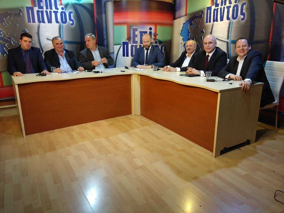 Έξι υποψήφιοι στο Δήμο Κοζάνης απαντούν στο Top Channel για Κοινωνική Πολιτική-Πολιτισμό-Αθλητισμό-Πρόσφυγικό-Τι λένε μέσα σε 90 δευτερόλεπτα Κουτσοσίμος, Κυτίδης, Παπαποστόλου, Δαβιδόπουλος, Κανέλλος και Αγραφιώτης-Βίντεο
