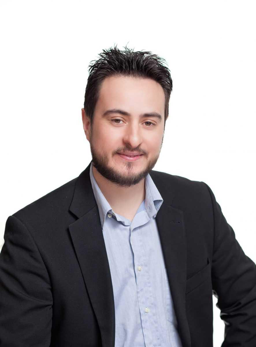 Ανακοίνωση υποψηφιότητας του Δημήτρη Ζιούζιου με τον συνδυασμό της Γεωργίας Ζεμπιλιάδου