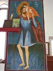 Στο εξωκκλήσι του Αγίου Χριστοφόρου στον Πολύμυλο (γράφει ο Αλέξανδρος Κων. Κοκκινίδης)