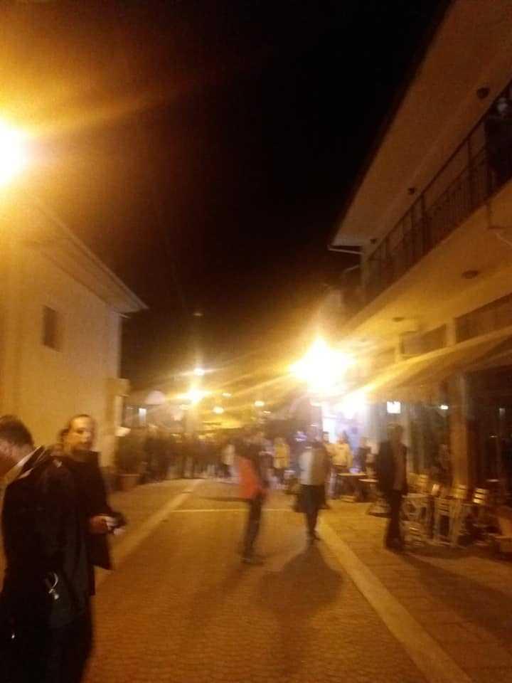 Το χρονικό της επίθεσης των μεταναστών που διαμένουν στο ξενοδοχείο Γαλήνη, εναντίον Ντόπιων κατοίκων της Νεάπολης.