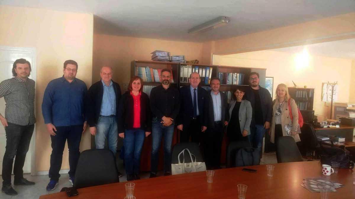 Λ. Ιωαννίδης στο Οικονομικό Επιμελητήριο: Να συνεχιστεί η σημαντική πρόοδος στην Οικονομική λειτουργία του Δήμου και οι αναπτυξιακές πρωτοβουλίες με μετρήσιμα αποτελέσματα