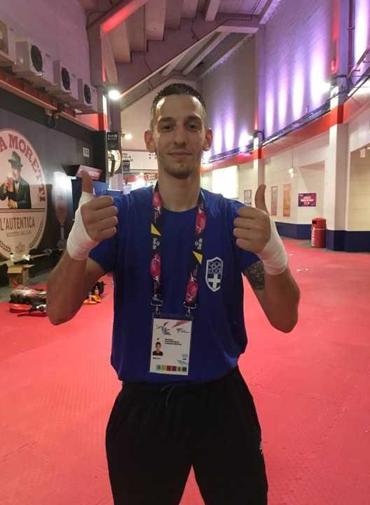 Παγκόσμιο Πρωτάθλημα: Έγραψε Ιστορία ο Κοζανίτης Τεληκωστόγλου στο Μάντσεστερ, προκρίθηκε στον τελικό των -80 κιλών