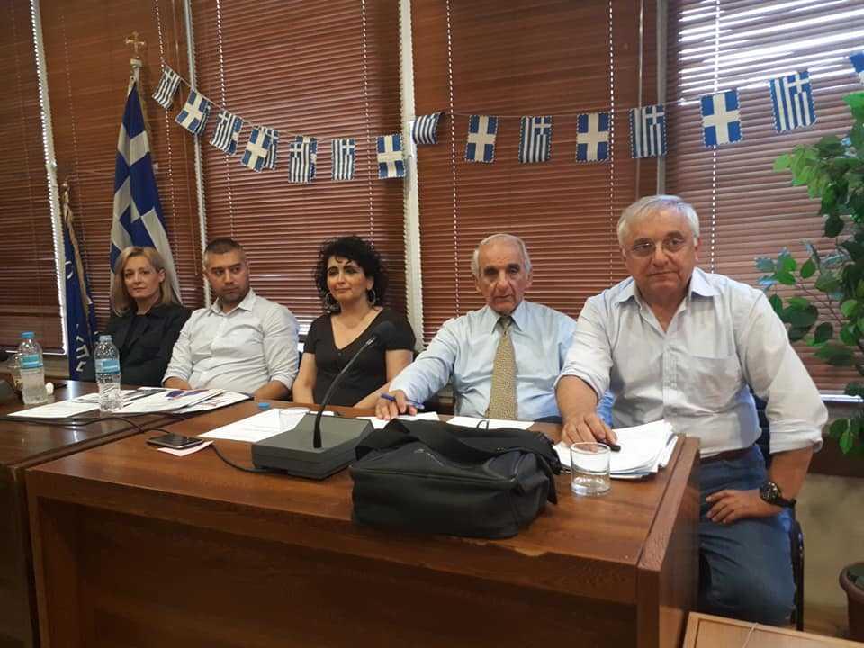 Με πρωτοβουλία της Βοϊακής Εστίας και ιδιαίτερη επιτυχία πραγματοποιήθηκε η εκδήλωση παρουσίασης των προγραμμάτων και θέσεων των υποψηφίων δημάρχων του Δήμου Βοϊου
