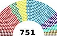 Η «γεωγραφία» του Ευρωκοινοβουλίου: Πως μοιράζονται οι 751 βουλευτές