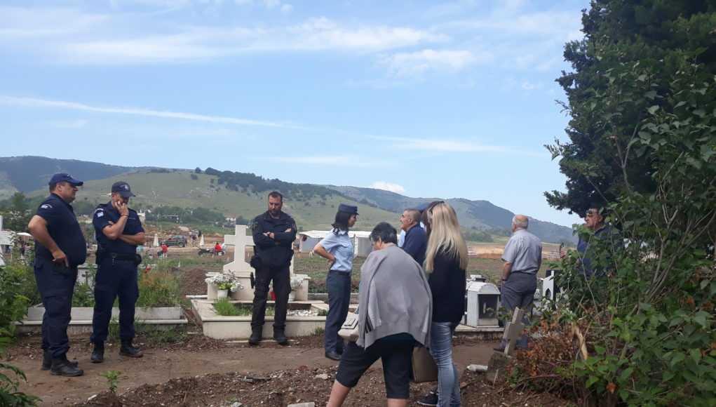 Κανονικά οι εκταφές στα Κοιμητήρια της Μαυροπηγής