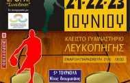 5ο Τουρνουά BASKET BALL 3×3 ΝΙΚΟΣ στη Λευκοπηγή το τριήμερο 21-22-23/6