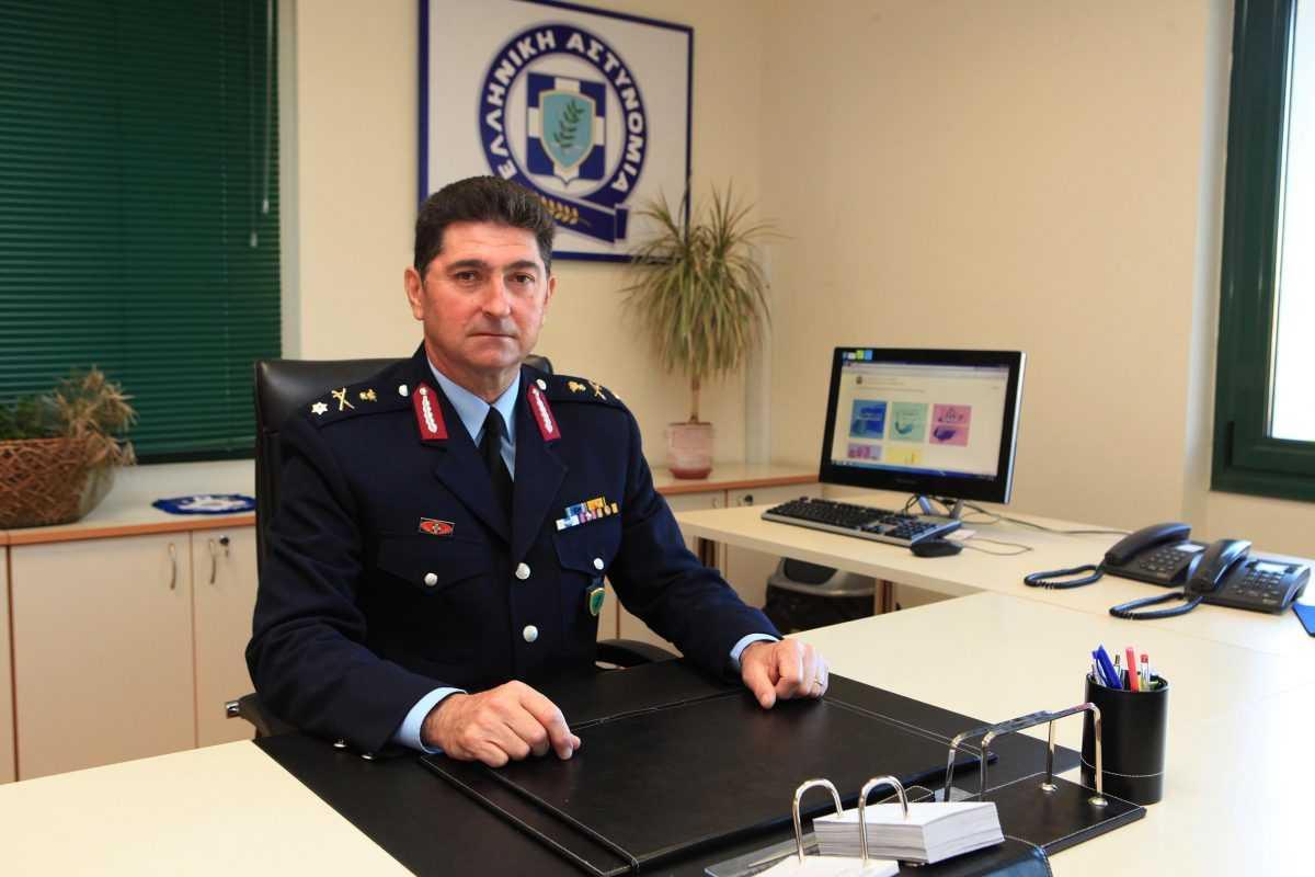 Αποχαιρετιστήρια Επιστολή Γενικού Περιφερειακού Αστυνομικού Διευθυντή Δυτικής Μακεδονίας Υποστράτηγου ε.ο.θ. Σιόρεντα Δημητρίου