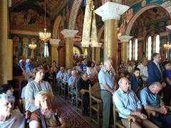 Αρχιερατική Θεία Λειτουργία & Παράκληση στην Παναγία Βλαχερνών στον Τετράλοφο Ελλησπόντου Κοζάνης