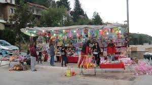 Πρόσκληση συμμετοχής στην υπαίθρια αγορά, επ' αφορμή θρησκευτικής εορτής της Κοίμησης Θεοτόκου
