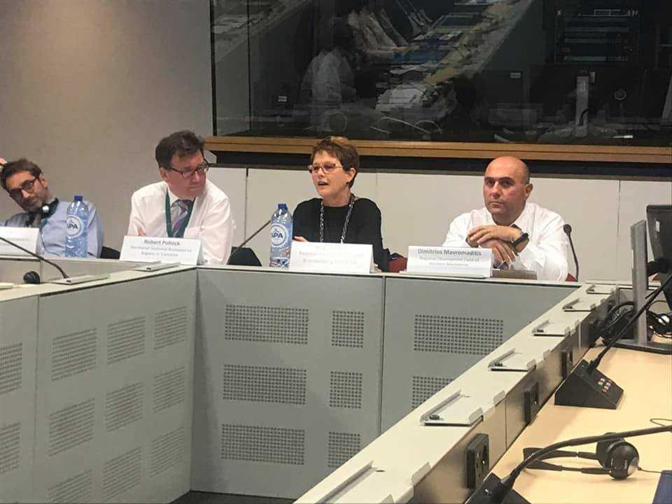 Διαπεριφερειακή Δικτύωση μεταξύ των 41 ανθρακοφόρων περιοχών της ΕΕ, με σκοπό την ανταλλαγή γνώσης και καλών πρακτικών και την ανάληψη κοινών δράσεων για την προώθηση ζητημάτων προς τα όργανα της ΕΕ που αφορούν σε πολιτικές και χρηματοδοτήσεις έργων. Την πρωτοβουλία της συνεδρίας είχαν η Δυτική Μακεδονία και το Βραδεμβούργο