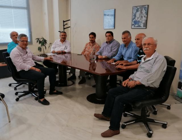 : Ενέργειες για την λειτουργία των σταθμών διοδίων στο Δήμο Βοΐου