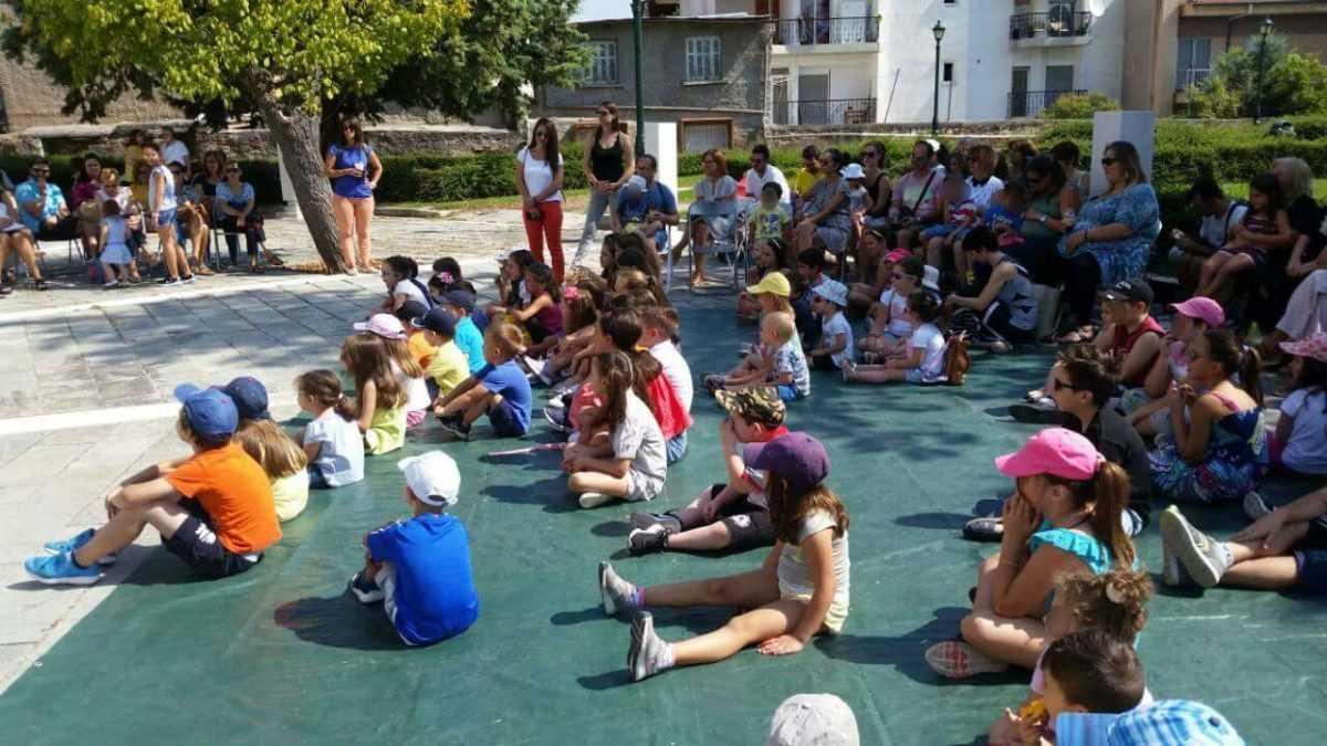 «Το στοίχημα»  παράσταση-παιχνίδι με ζωντανή μουσική στα 37α Λασσάνεια  για παιδιά νηπιαγωγείου και δημοτικού (4-12 χρόνων)