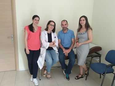 Συνάντηση εργασίας του Ξενώνα Φιλοξενίας Γυναικών Δήμου Κοζάνης με την 3η ΤΟΜΥ Κοζάνης