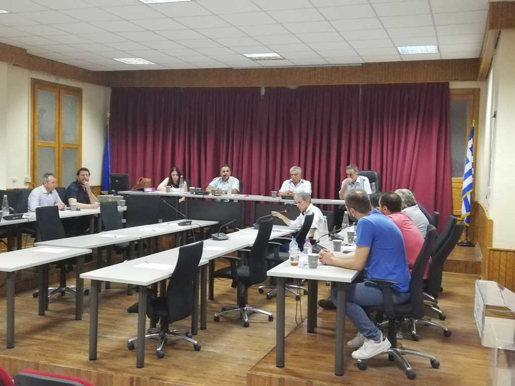 Συνεδρίαση του Δ.Σ. του Επιμελητηρίου Κοζάνης στα Σέρβια  Νίκος Σαρρής: «Στόχος η καταγραφή των προβλημάτων αλλά και των προοπτικών της περιοχής»