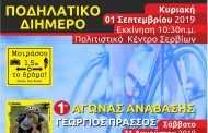 14ος Ποδηλατικός γύρος της λίμνης Πολυφύτου Σερβίων και 1ος αγώνας ανάβασης «Γεώργιος Πράσσος» - ένα ποδηλατικό διήμερο στα Σέρβια